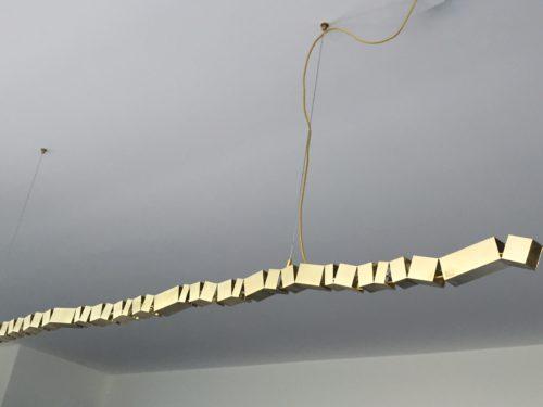 TETRIS ceiling