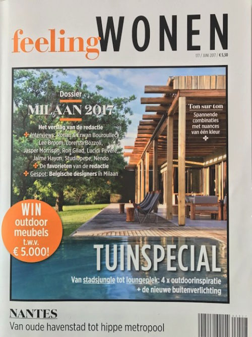 PRESS : Feeling Wonen