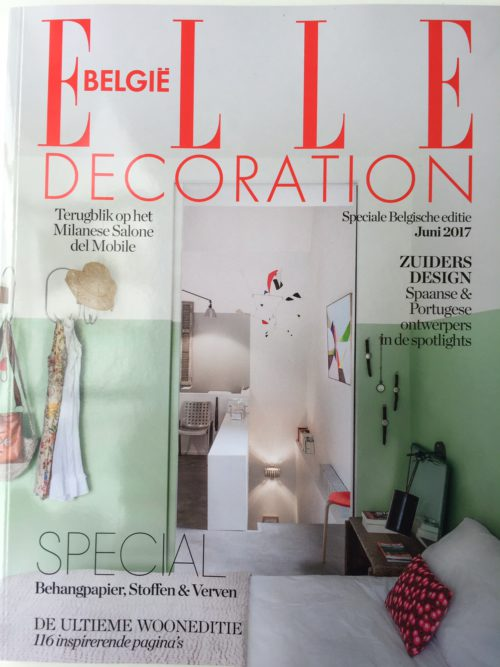 PRESS : ELLE DECORATION