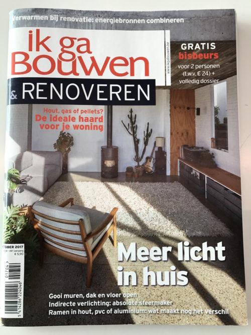 PRESS : ik ga Bouwen & Renoveren
