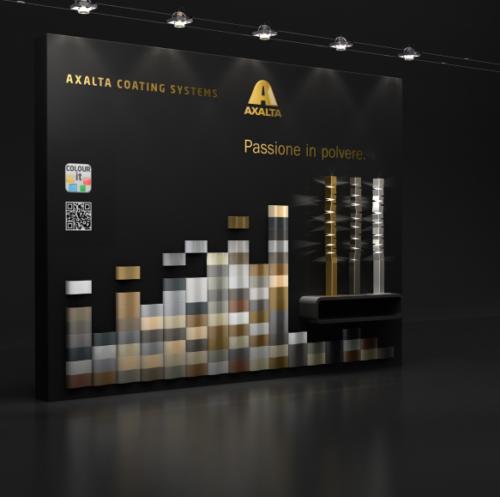 Exhibition : MILAN 2015 : Falluce & Axalta
